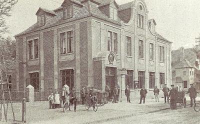 Kaiserliches Postamt Osterholz-Scharmbeck