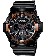 Casio G-Shock : GMA-S110GD-4A2