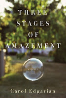Three Stages of Amazement bu Carol Edgarian