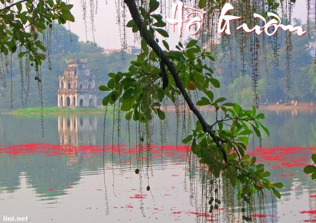 thơ Hồ Gươm