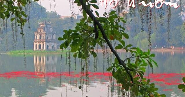 1001 bài thơ viết về Hồ Gươm (hồ Hoàn Kiếm ở Hà Nội) mới nhất