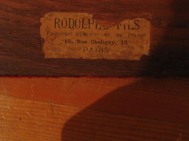 Tout petit Rodolphe Fils 1 jeu IMG_6838
