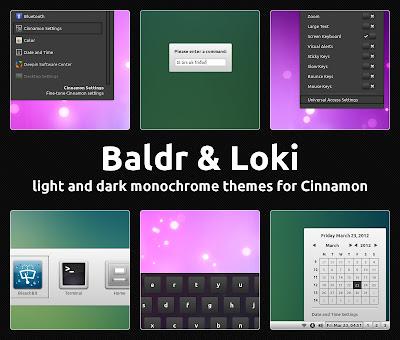 Baldr & Loki