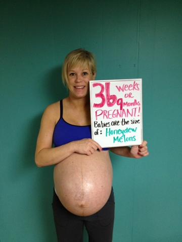 9 months pregnant honey moon part 6 10