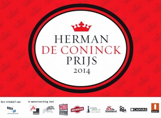Herman de Coninckprijs 2014