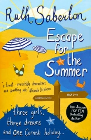 Ruth-Saberton-Escape-For-The-Summer-Review
