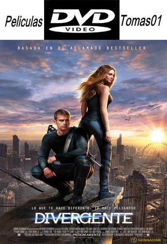 Divergente (Divergent) (2014) DVDRip