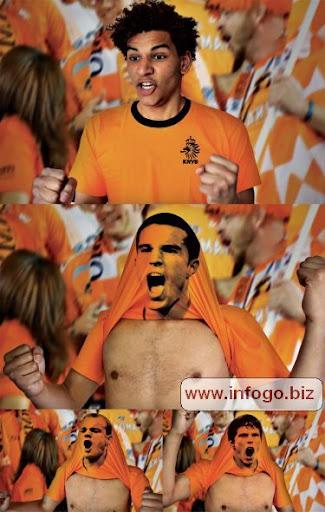 Holandska fudbalska reprezentacija