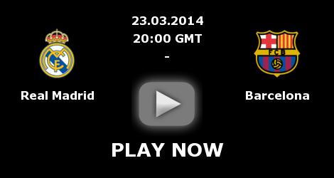 InfoDeportiva - REAL MADRID VS FC BARCELONA, ONLINE