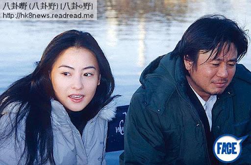 2001《白蘭》 <br><br>與韓國影帝崔岷植合作,飾演過埠新娘的栢芝,更因此片獲提名韓國電影大鐘獎「最佳女主角」,成功打入韓國市場。