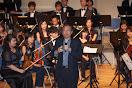 鍾安住主教祝賀在場壽星及感謝樂團演出