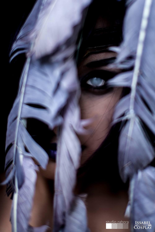 Ngắm thiên thần sa ngã Morgana cực sexy - Ảnh 1