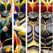 Siêu Nhân Biến Hình - Kamen Rider Kuuga