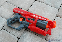 Nerf Mega Cycloneshock Review