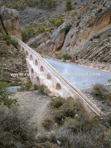 Acueducto Fuente Antigua
