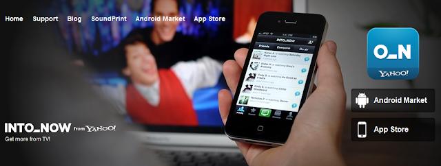 Social TV application IntoNow