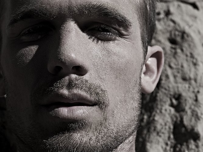 Cam Gigandet by Davis Factor for FLAUNT, 2011