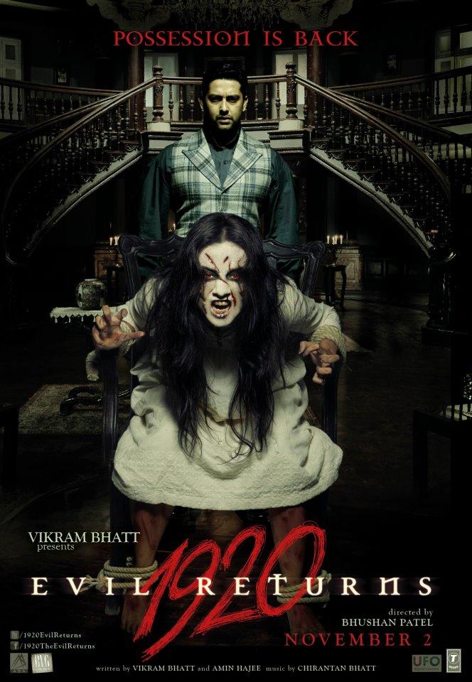 Phim Ma Quỷ Trở Lại Full Hd - 1920: Evil Returns