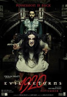 Ma Quỷ Trở Lại Full Hd - 1920: Evil Returns - 2012