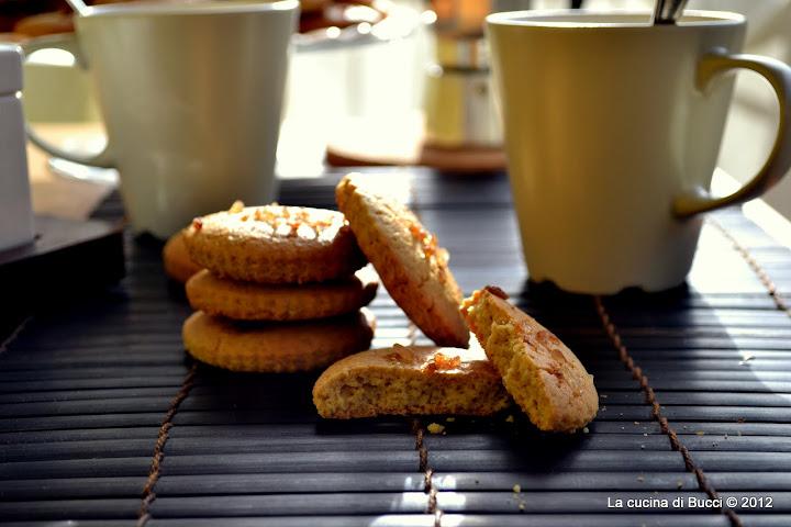 Biscotti di segale e avena