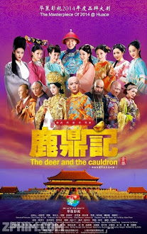 Tân Lộc Đỉnh Ký - The Deer and the Cauldron (2014) Poster