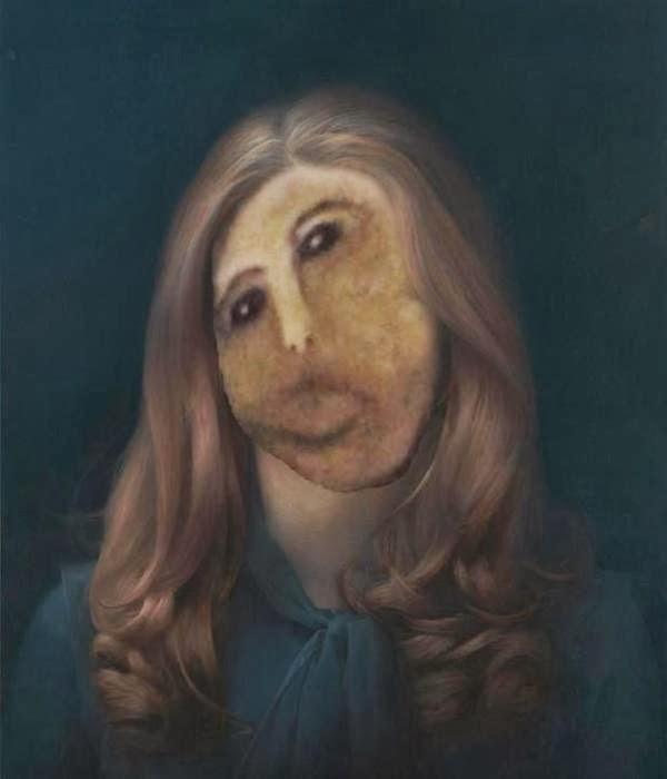 рисунки на лицето