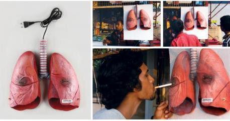 fumo e polmoni