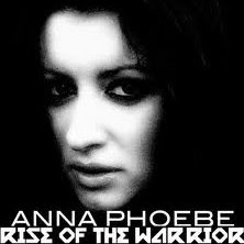 anna-phoebe-rise-of-the-warrior-album