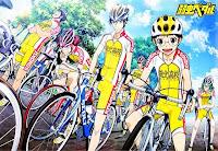 Yowamushi Pedal 3DS Game