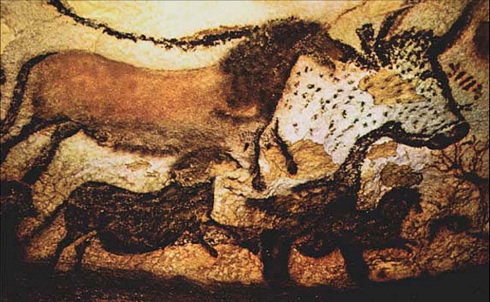 Los Insistentes: Altamira y Lascaux: las pinturas rupestres de la Escuela  Francocantábrica
