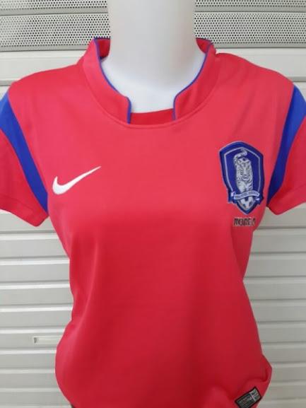 Jual Jersey Wanita Korea Selatan Piala Dunia 2014