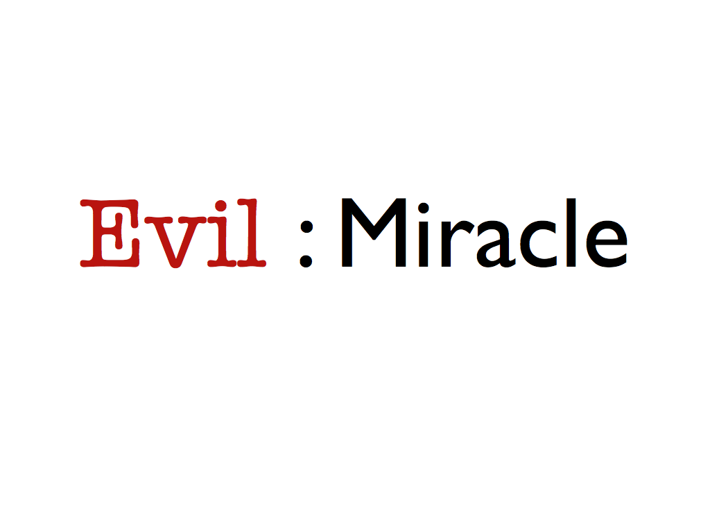 example about the problem of evil essay the problem of evil the old testament both raises and attempts to answer the