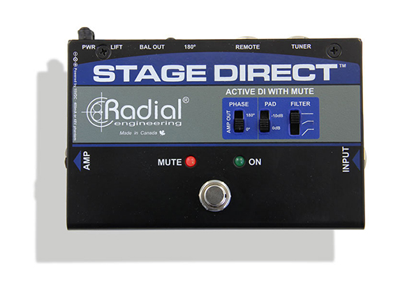 Radial StageDirect