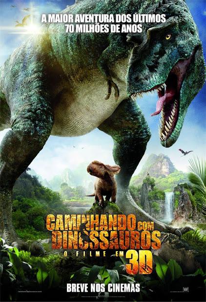 Assistir Caminhando com Dinossauros Online Dublado