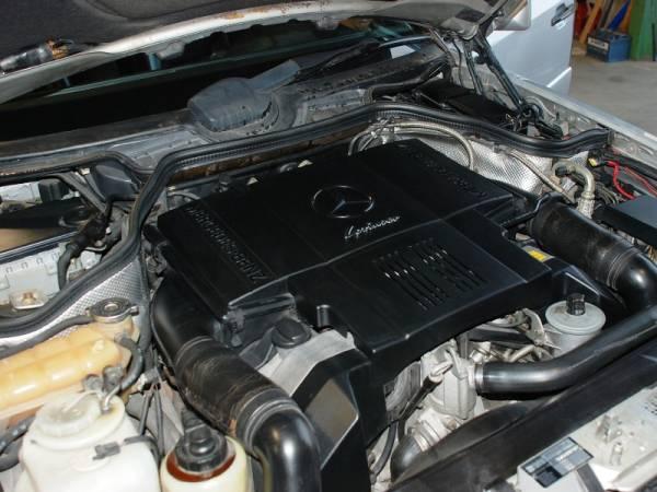w124 e500 lorinser engine