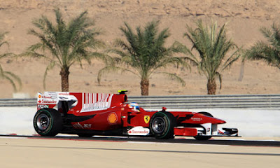 Bahrain: violent attacks expected during F1 Grand Prix race