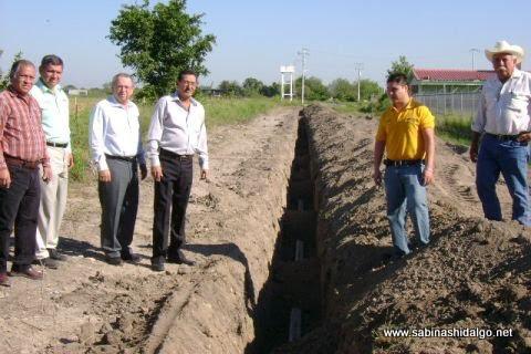 Introducción del servicio de agua potable