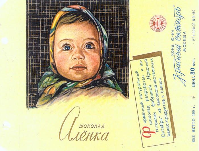 аленка, история, детство, обертка, иллюстрация, фотография, музей детства