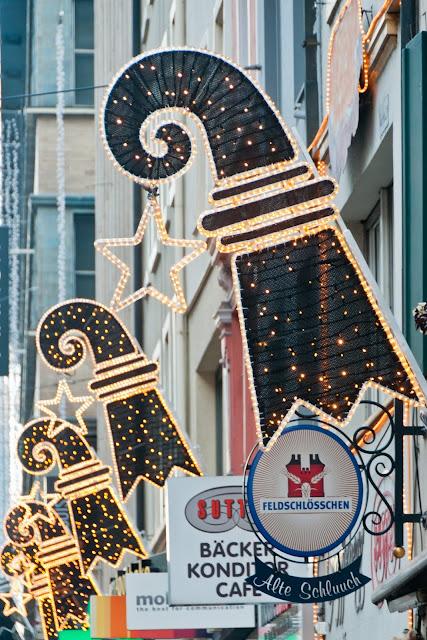 Basler Weihnachtsbeleuchtung
