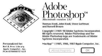 Adobe lanza el código fuente de PhotoShop 1.0.1