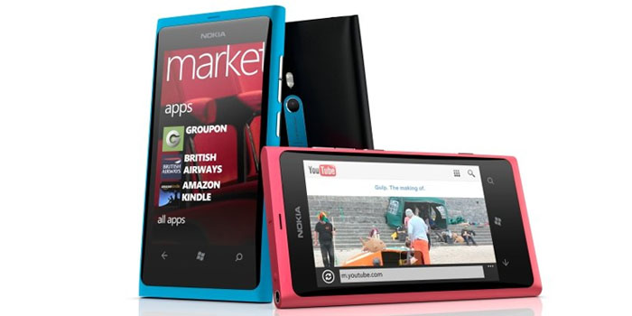 Thumbnail image for Nokia Lumia 800