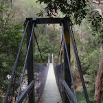Crossing Phil Houghton Bridge (178551)