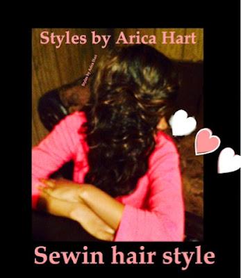 Sewin hair styles