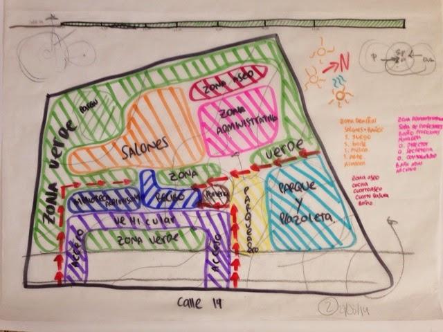 Marie Claire Lacouture Arquitectura Preescolar En El
