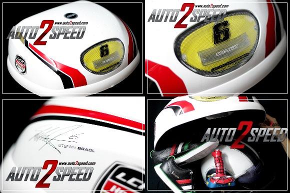 กล่องGIVI รุ่นE33N Limited Lcr Moto GP 33ลิตร