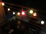 The Chinese Lantern smoking deck