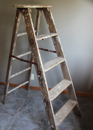 Chippy ladder available for rent from www.momentarilyyours.com, $10.