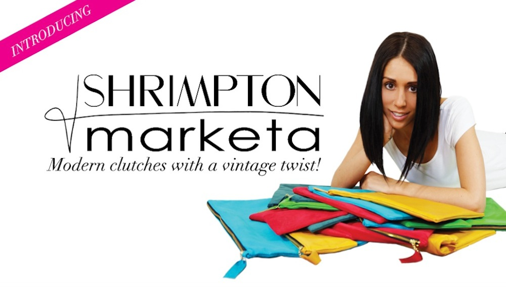 The Shrimpton|Marketa Clutch Collection