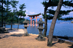 Miyajima Itsukushima