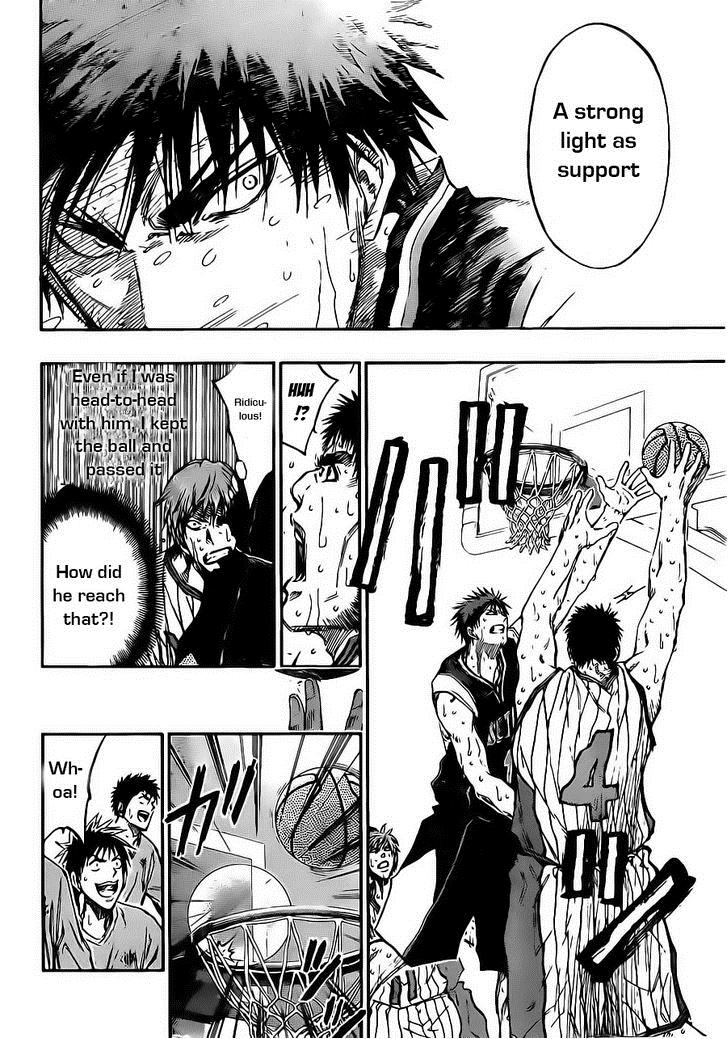 Kuroko no Basket Manga Chapter 163 - Image 10